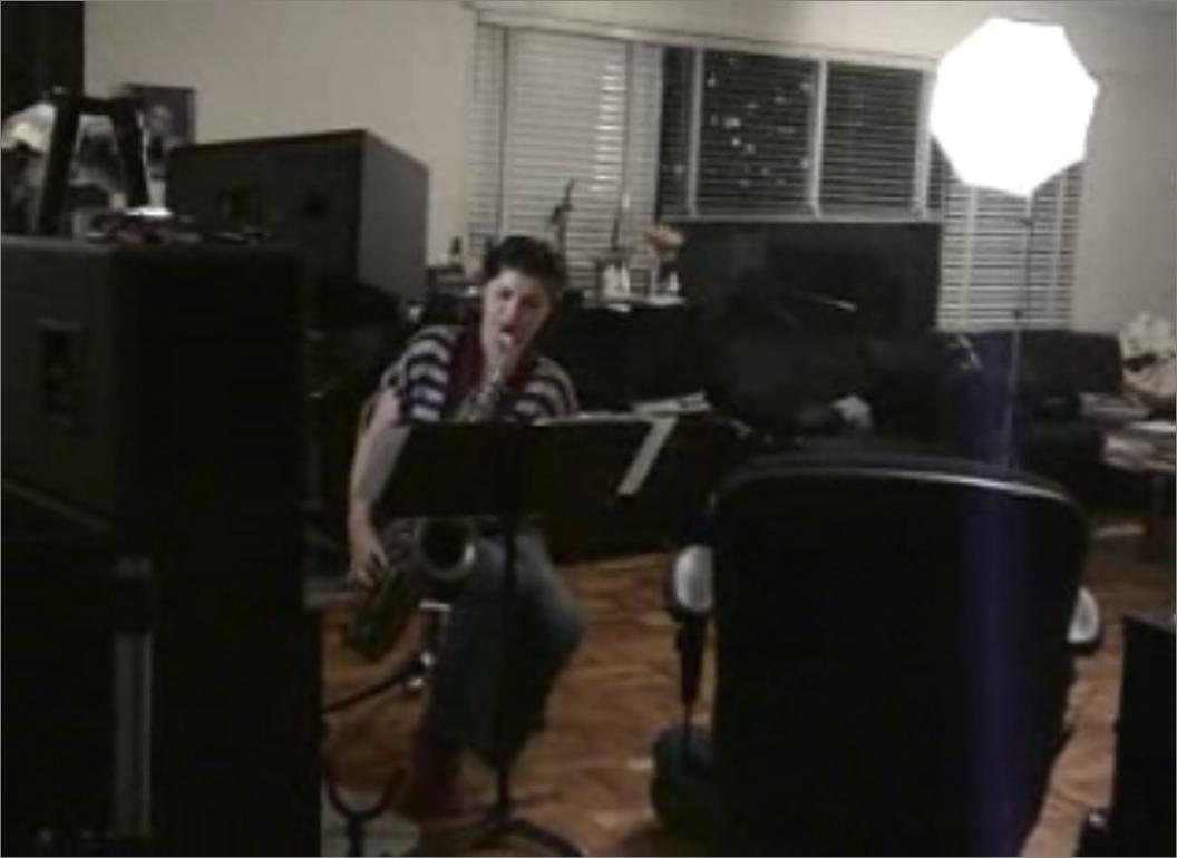 Casa Rovatti Brecker Recording