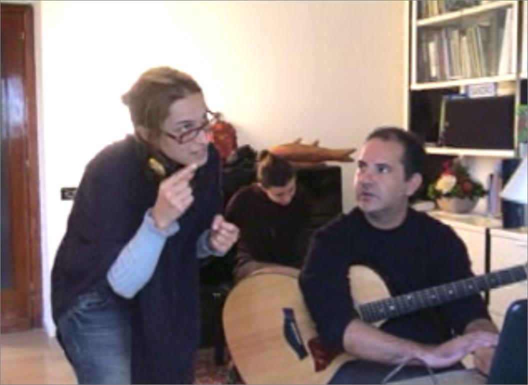 """""""Per Così Poco"""" registrazioni domestiche"""