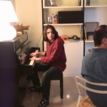 Casa Petrone Recording in Rome