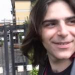"""Massimiliano Gagliardi arriva per le rprove di """"Ground Zero Ballad"""""""