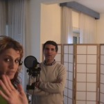 Sandro Petrone e Simona Sorrentino