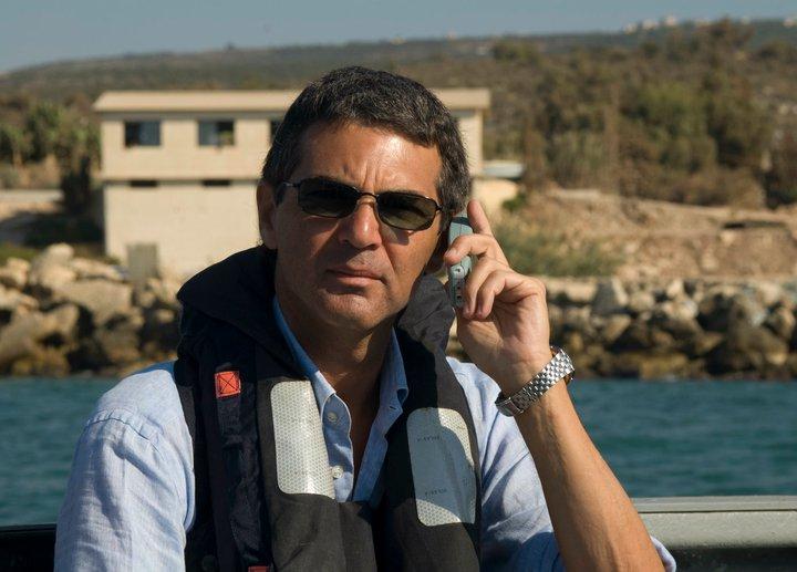 Libano del Sud - guerra del 2010, sui mezzi da sbarco