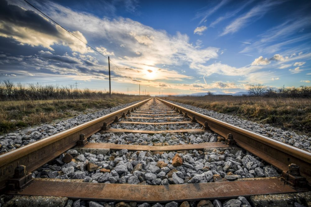 Milena e il treno che la portò