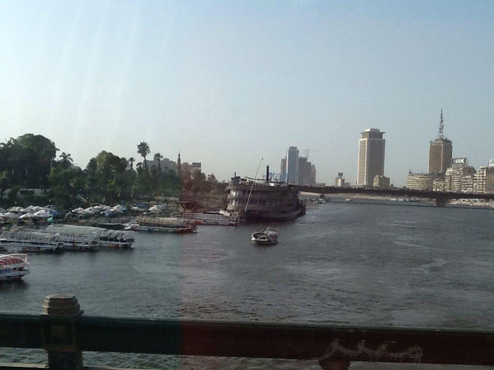 Al Cairo. Giugno 2013